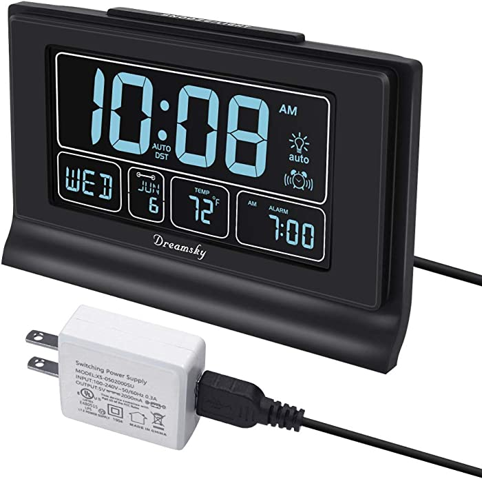 Top 9 Desktop Battery Powered Radio With Clock And Date