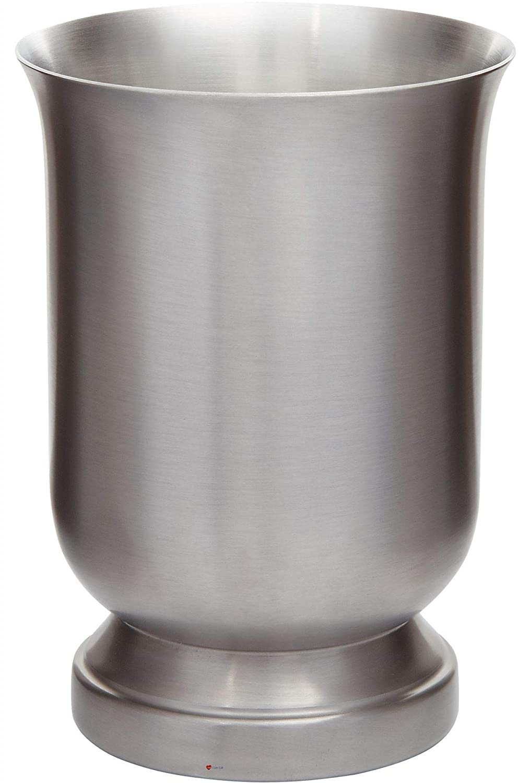 中世スタイルのドリンクカップ ピューター製 高さ165mm B07KXKTN5M