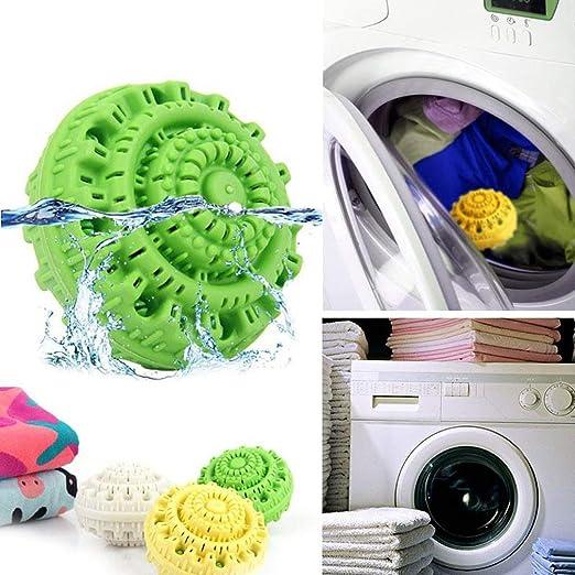 2019 Amazing Eco Magic - Bola de lavandería sin detergente, estilo ...