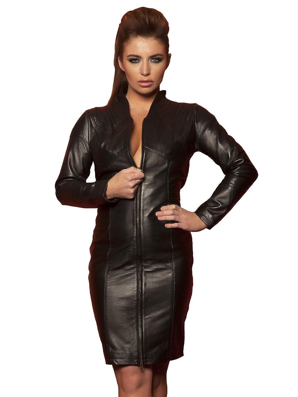 ce70f2432fdbb Honour Tura Long Sleeve Dress Black: Amazon.co.uk: Clothing