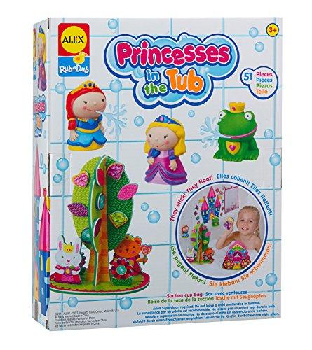 ALEX Toys Rub a Dub Princesses in the Tub ONLY $10.85!
