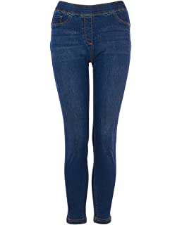 d7d1e6ba9a112 Coco and Carmen OMG Skinny Ankle Jean in Light Distressed Denim ...