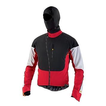 Vélo Vélo Vêtements Xl Mavic Noir Inferno Veste Veste Homme Rouge Taille wx7gXTq