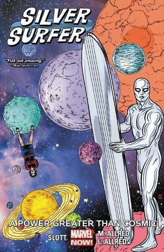 Download Silver Surfer Vol. 5: A Power Greater Than Cosmic pdf epub