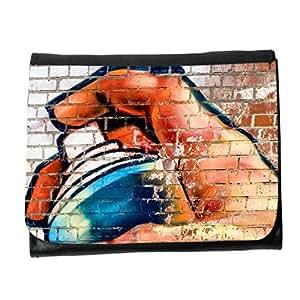 le portefeuille de grands luxe femmes avec beaucoup de compartiments // V00002370 Pintada // Small Size Wallet