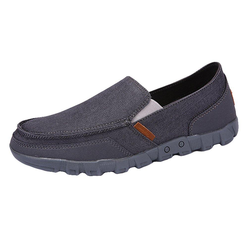 Chaussures de Conduite Sandales Juleya Homme Mocassins Chaussures Plate Loafers Toile Formateurs Plimsolls Mode /Ét/é Pompes Plate-Forme Chaussure Bateau Slip-on Chaussons 38-48