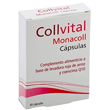 Levadura de Arroz Rojo + COENZIMA Q10 - Estabilizador de los niveles de colesterol - 100