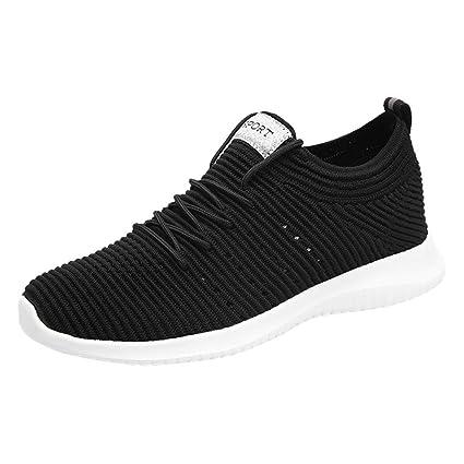 f7144124e3858 Amazon.com: JJLIKER Mens Casual Athletic Sneakers Comfortable ...