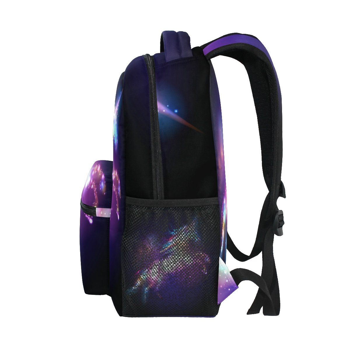 Amazon.com: ShineSnow Magic Unicorn Stars Galaxy Laptop Backpack, Cartoon Animal Horse Water Resistant College Travel Computer Notebooks Backpack for Men ...