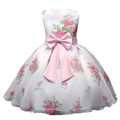 Robe de princesse de petite fille
