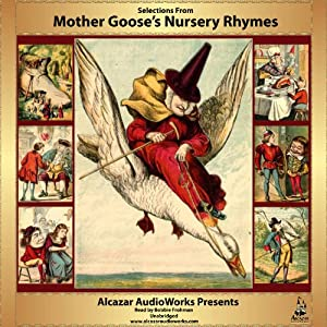 Selections from Mother Goose's Nursery Rhymes Audiobook