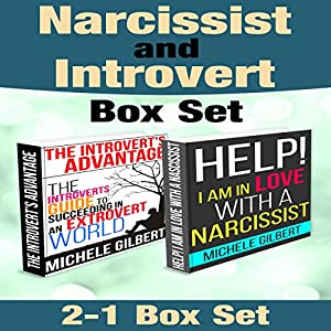 Narcissist and Introvert Personality Box Set Audiobook