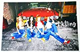 MAMAMOO - MELTING (Vol. 1) OFFICIAL POSTER [Type-A] 24.4 x 16.1 inches