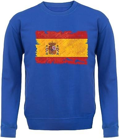 Dressdown ESPAÑA Grunge Estilo Bandera - Infantil Sudadera/Jersey ...