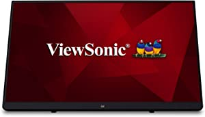 ViewSonic TD2230 22 Inch 1080p 10-Point Multi Touch Screen IPS Monitor with HDMI and DisplayPort