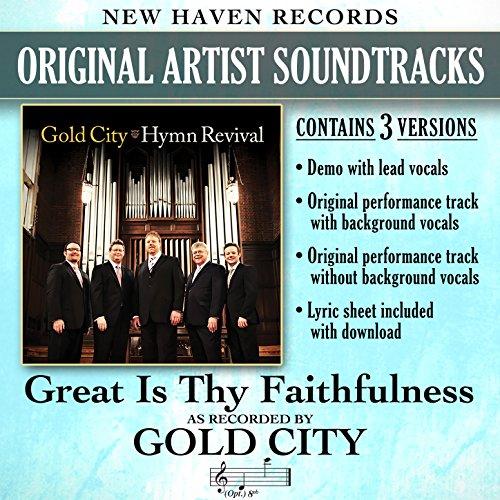 Great Is Thy Faithfulness (Per...