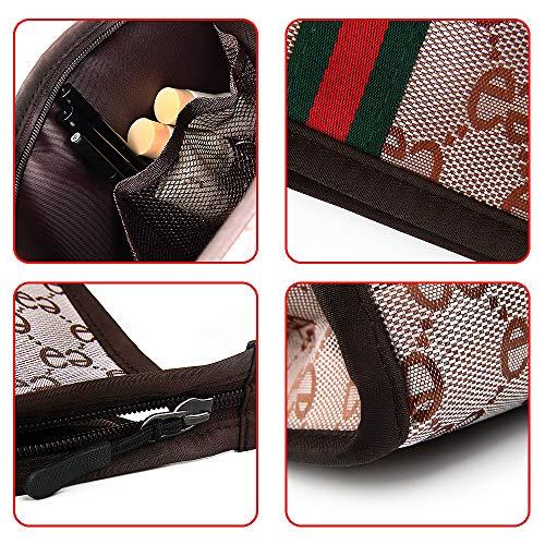 Beatfull Cosmetic Bag Set of 3 for Purse 6de5cd9576df7