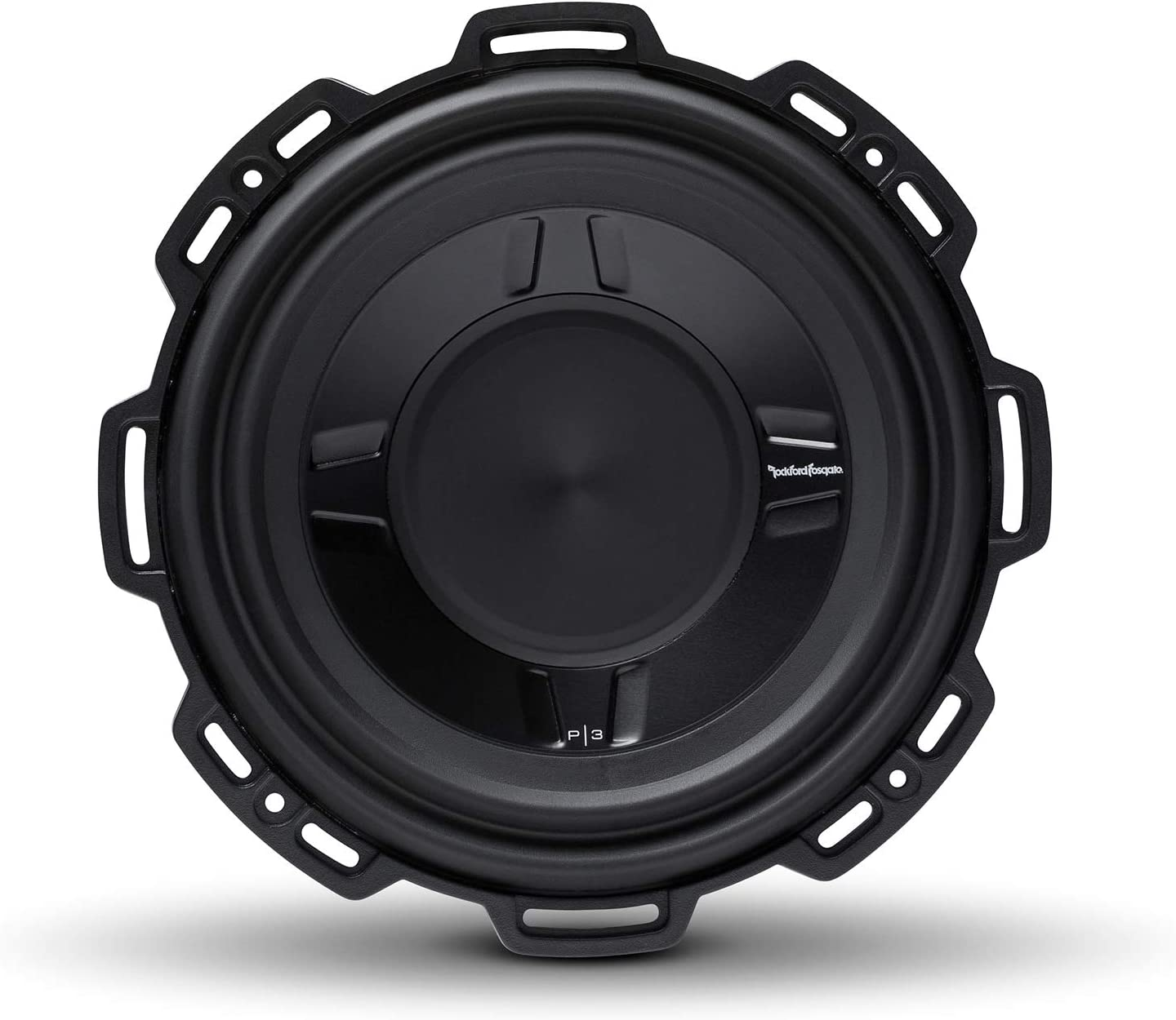 Rockford Fosgate P3SD4-10 Punch P3S 10 4-Ohm DVC Shallow Subwoofer