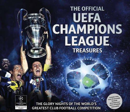 The Official UEFA Champions League Treasures PDF