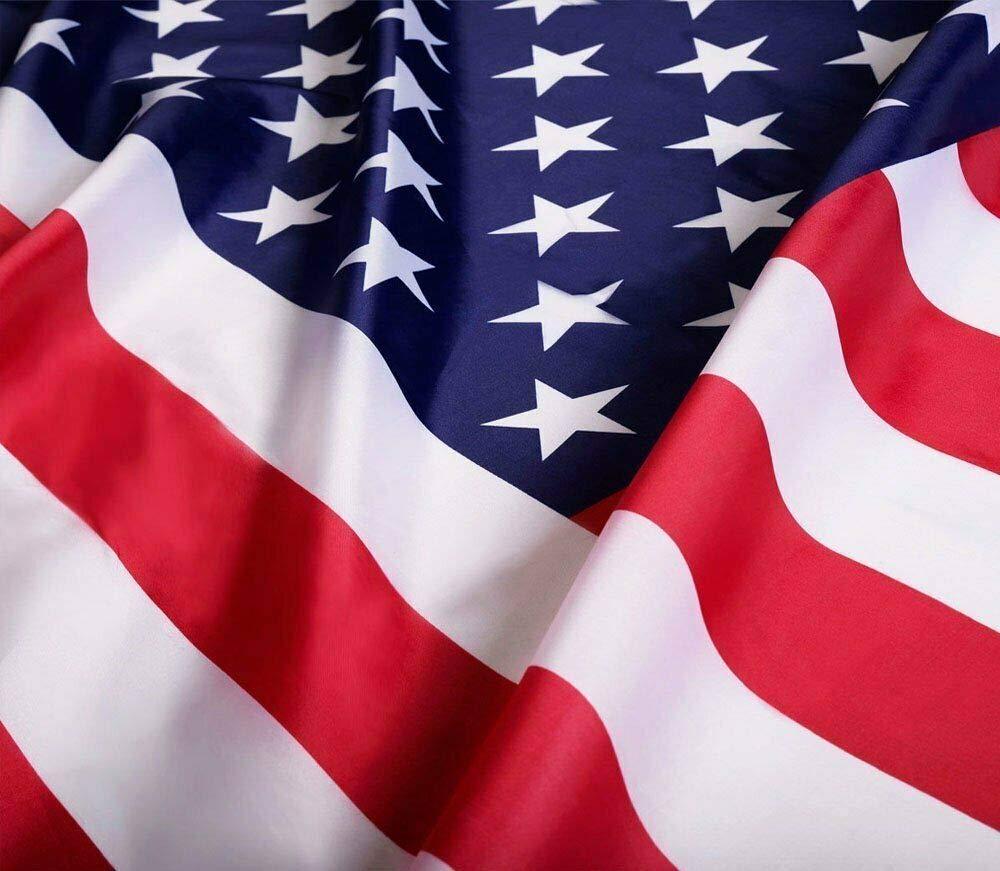 3 x 5 FT USA US U.S American Flag Polyester Stars Brаss Grоmmеts
