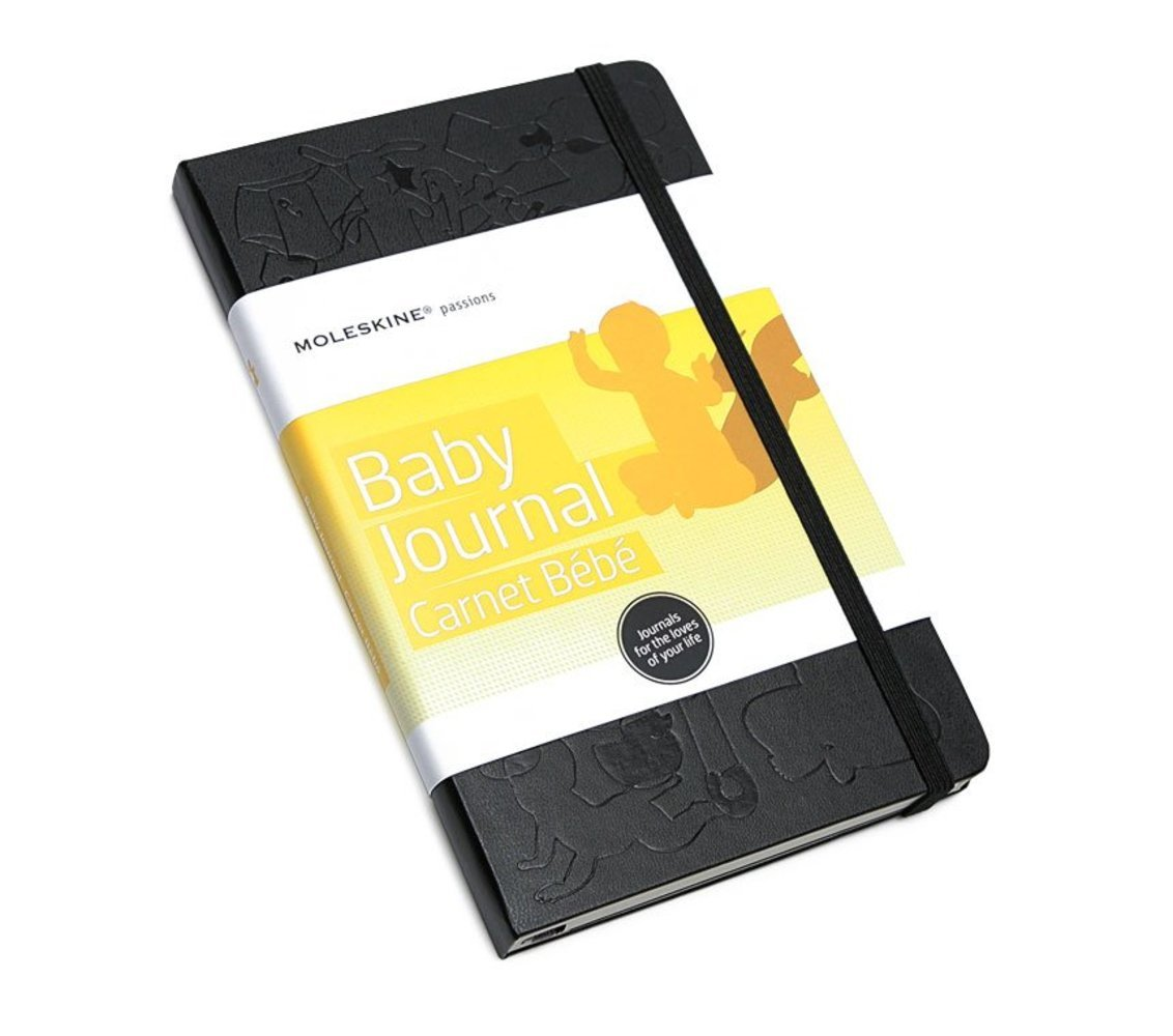 Moleskine Passion Journal Large Cover