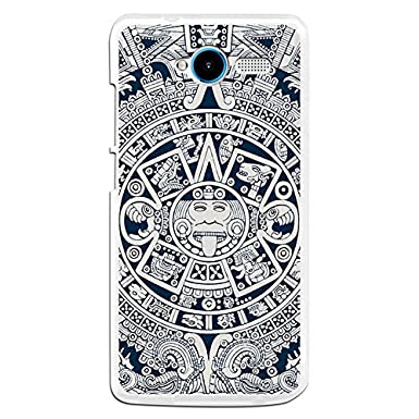 Funda Gel Flexible ZTE Blade L3 BeCool Azteca Calendario ...