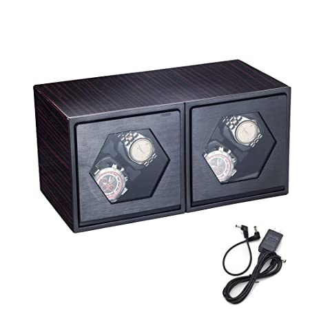CHHMAELOVE Caja Relojes Automaticos Silencioso Cajas ...