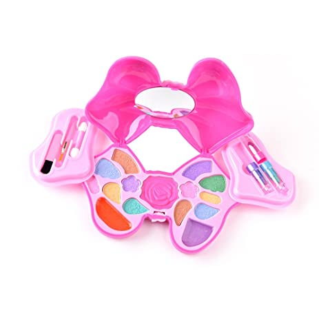 makeup kits for little girls. here shine makeup for little girls - real kit cosmetic set best gift kits