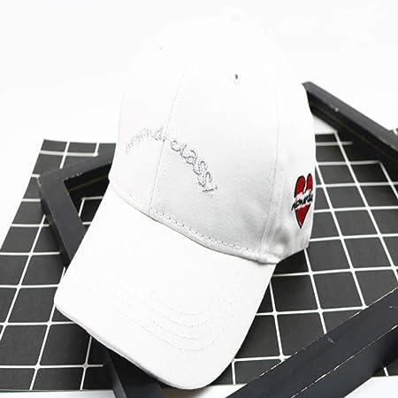 zhuzhuwen Sombrero de niños Cartas Coreanas Gorra Hombre y Mujer ...