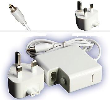 45W Cargador para Apple iBook G4 12 24V 1,875A 7,7 x 2,5mm white