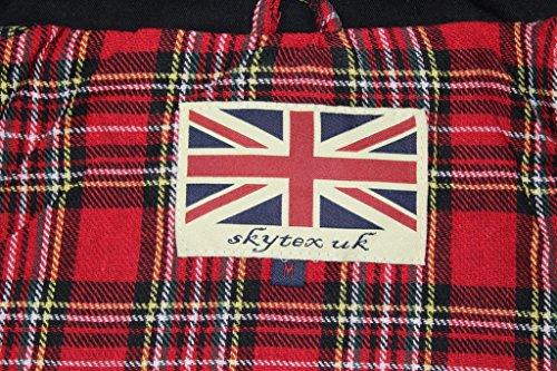Skytex Harrington Uk Negro Chaqueta Uk Skytex RqFFxnYT