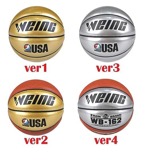 mrGood - Balón de Baloncesto de Material de Poliuretano ...