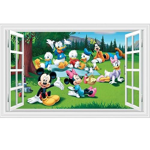 Disney Wall Murals Amazon Com