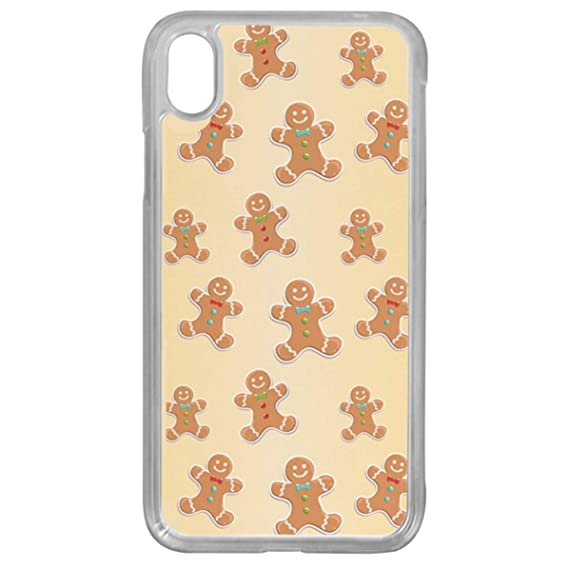 Amazon Com Iphone Xr Case Iphone Xr Case Christmas Gingerbread Man