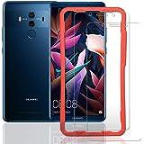 [SET 2 PEZZI] Huawei Mate 10 Pro Screen Protector,**Con Applicatore Gratis Senza Bolle** Flos Pellicola Protettiva in Vetro Temperato [Anti-Impronte] Per Huawei Mate 10 Pro - Transparente