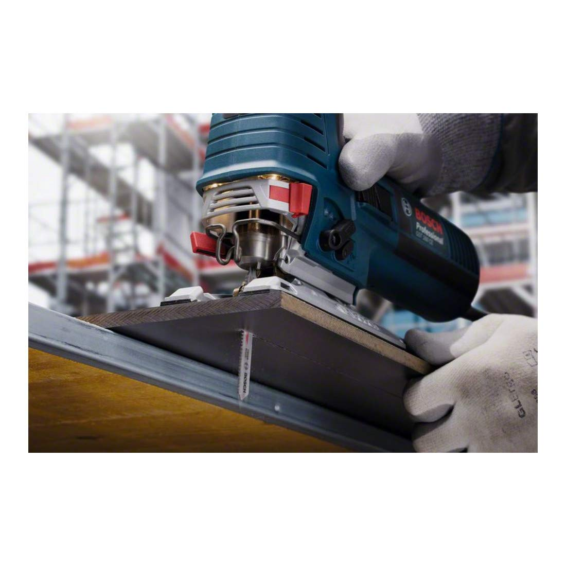Bosch Stichs/ägeblatt T 128 BHM Clean for HPL 3 Stk