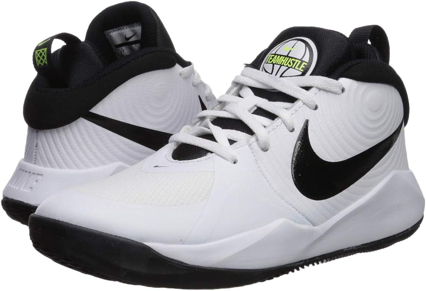 Nike Team Hustle D 9 GS Zapatillas de Baloncesto Unisex Ni/ños