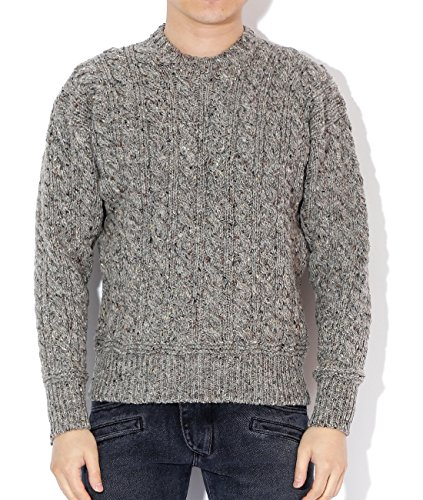 thom-browne-mens-wool-cable-knit-sweater-2-brown-beige