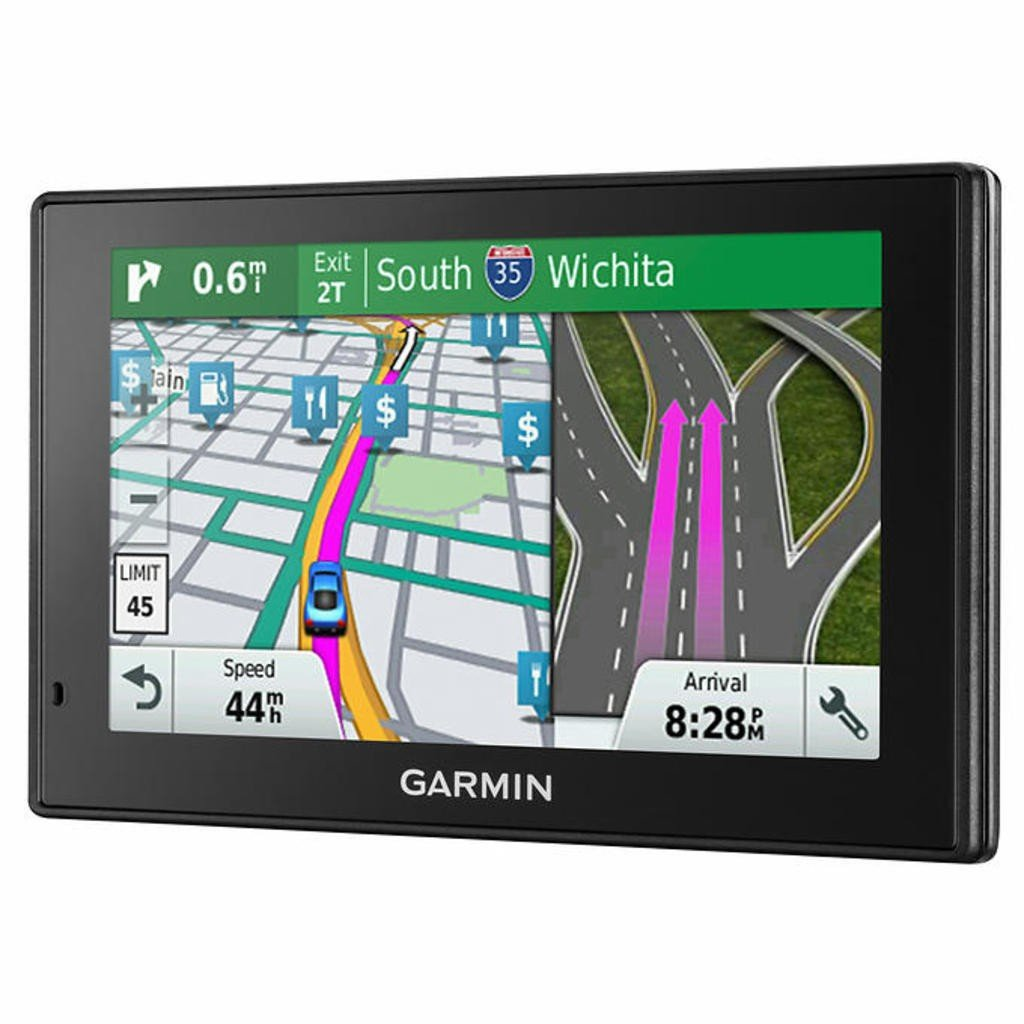 Garmin DriveSmart 50 LMT-HD Navigation System (Certified Refurbished)