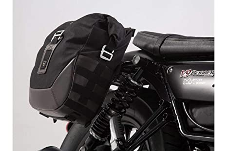 SW-MOTECH - Legend Gear set de bolsas laterales Moto Guzzi ...