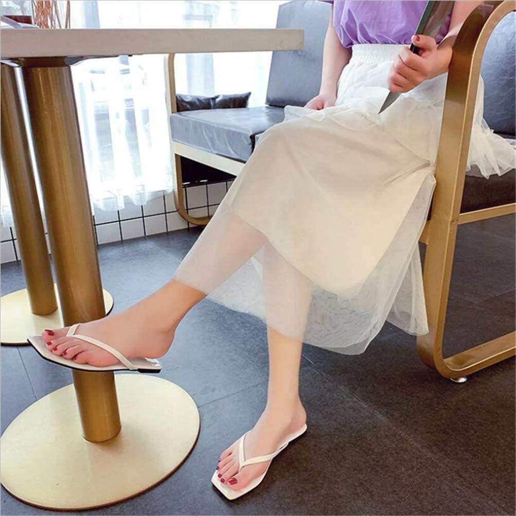 tebbe Women Shoes Slippers Fashion Designer Beach Slippers Flip Flops Ladies Summer Flat Thong Sandals Shower Slides
