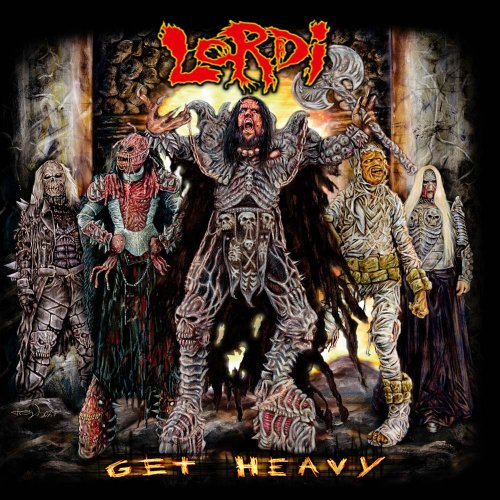 Get Heavy [Audio CD] - Seller: MovieMars-CDs - New / Nuevo (H)