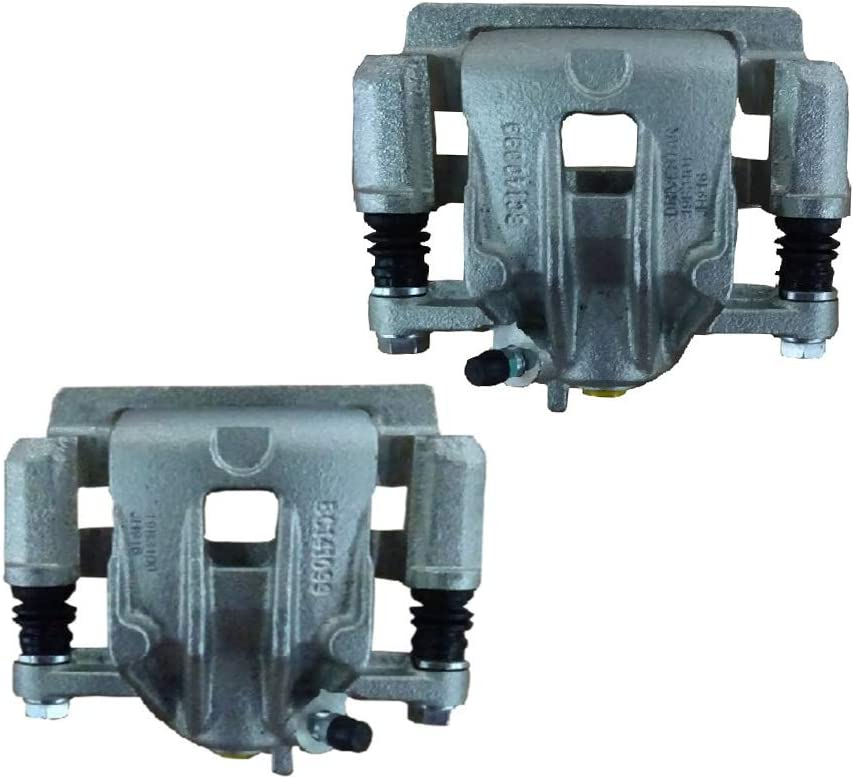 Rear Brake Calipers And Pads For Sonata Tucson Optima Sportage 05 06 07 08 09 10