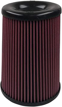 S/&B Filters KF-1036 High Performance Replacement Filter Oiled Cleanable, 8-ply Cotton