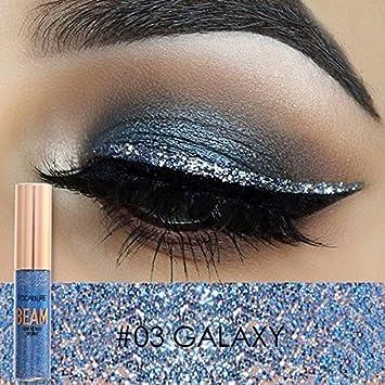 Yeux Liquide Eyeliner Smoky Métalliques Focallure Pigments yOmN8n0wv