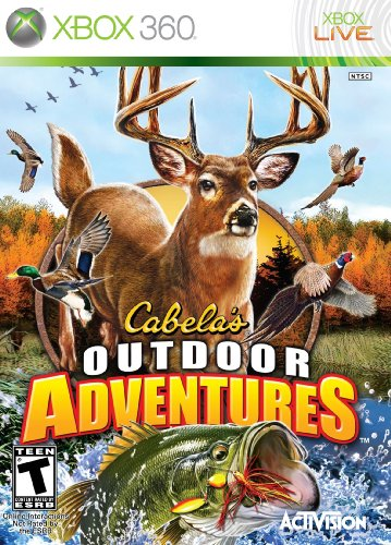 Cabelas Outdoor Adventure 2010 - Xbox 360