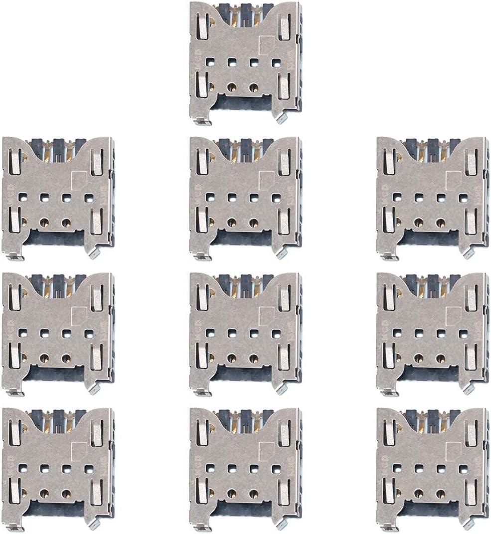 ElectronicsFFactory Cxh 10 PCS Card Reader for BlackBerry Z10 Q10 cxh