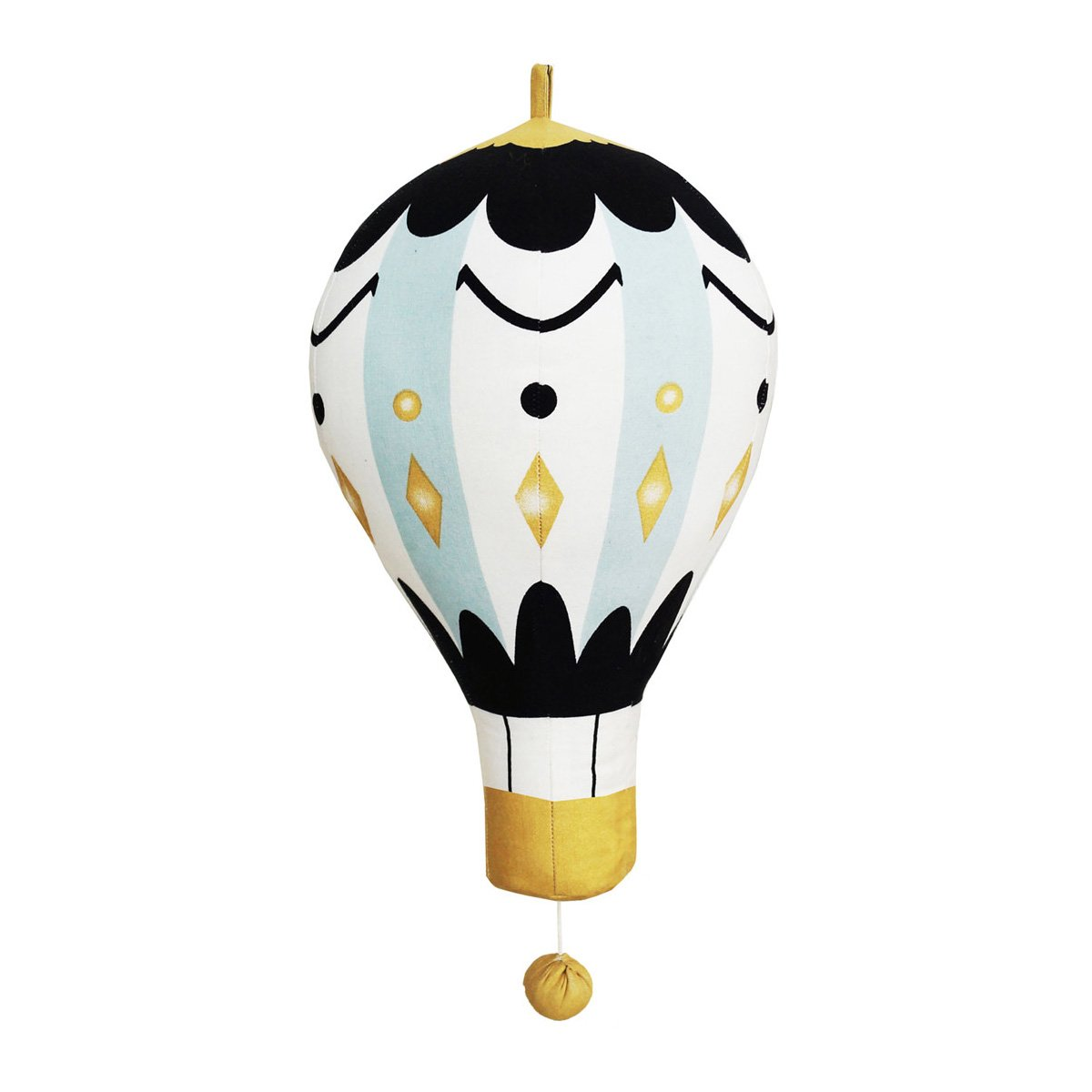 Elodie Details Moon Balloon Musical Toy (Small) ELODIETOYMUSMOONSMLL