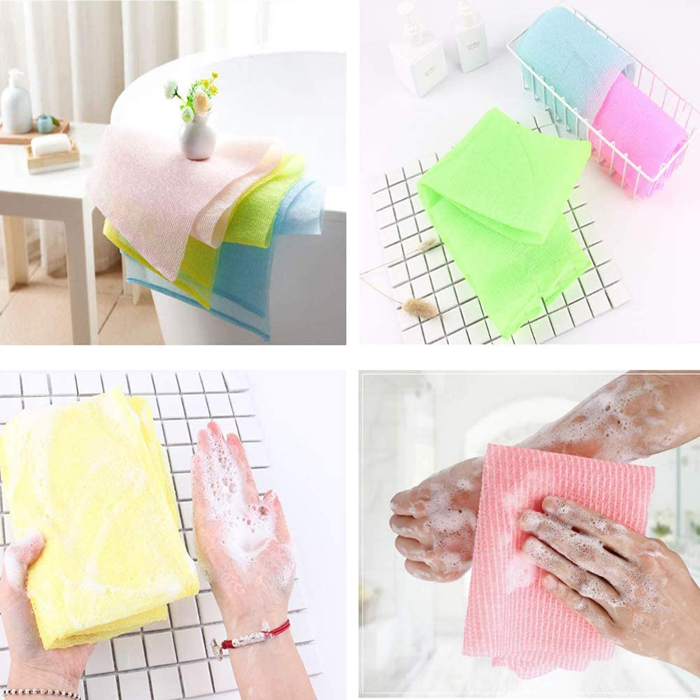 Tangoowal Shower Washcloth for Body
