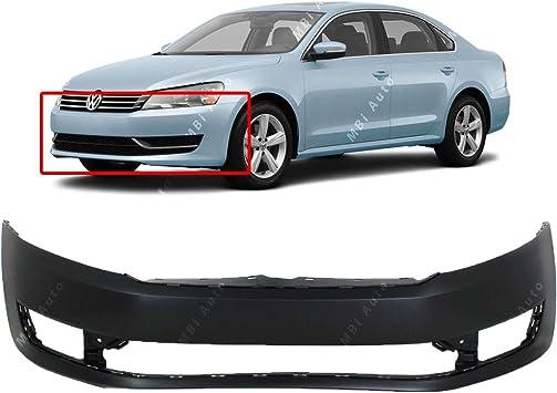 Rear Bumper Cover For 2012-2015 Volkswagen Passat Primed